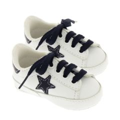 Sneakers All Star din Piele