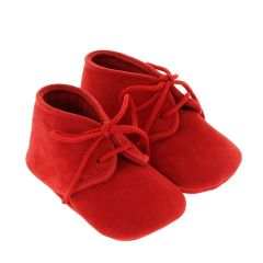 Pantofi Clark Rosii