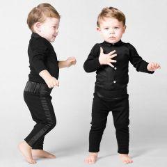Pantaloni tip Tuxedo Tiny