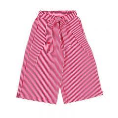 Pantaloni Nanan Fete in Dungi Rosii