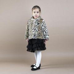 Blana Leopard Tiny Eco pentru Fete